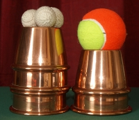 cups and balls ken brooke harry stanley