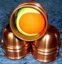 Mendoza copper combo tennisball